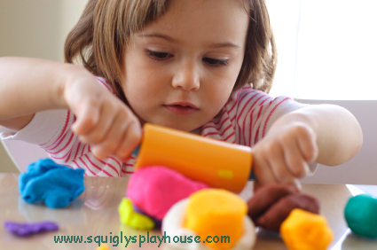 Craft: Play Dough