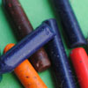 Earth Day Craft: Make New Crayons From Old Ones