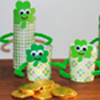 Craft: Lucky Leprechauns