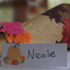 Printable Thanksgiving Name Place Settings