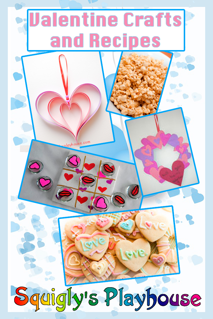 Check out our collection of Valentine's Day crafts and child friendly recipes sure to delight kids of all ages.