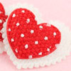 Fancy Valentine Hearts