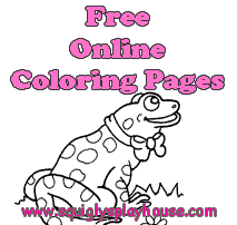 Free Online Coloring Pages for kids!
