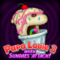 Action Game: Papa Louie 3