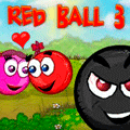 Valentine Game: Red Ball 3