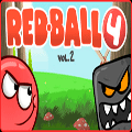 Action Game: Red Ball 4 Volume 2