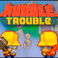 Adventure Game: Rubble Trouble