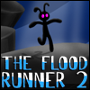 Free Online Game: Flood Runner 2