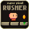 Super Pixel Rusher Online Arcade Game