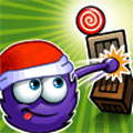 Puzzle Game: Catch The Candy Xmas