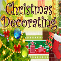 Dress Up Game: Christmas Decorating