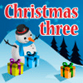 Puzzle Game: Christmas Three