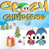 Free Flash Game Your Web Site: Crazy Christmas