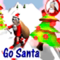 Christmas Game: Go Santa!