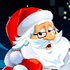 Online Christmas Game: Santa Fun Bike