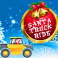 Monster Truck Game: Santa Truck Ride