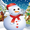 Free Online Game: Cute Snowman
