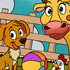 Online Game: Farm Coloring