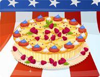 Online Cooking Game: American Apple Pie