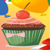 Cupcake Party Online Cooking Game