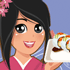 Cooking Games: Dragon Roll Sushi
