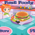 Cooking Game: Fast Foody