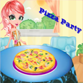 Cooking Game: Pizza Party