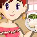 Free Game: Sara's Cooking Class Burritos