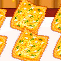 Cooking Game: Toasted Ravioli Bites