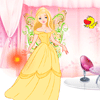 Online Flash Game: Cute Doll Lovely Dress Up