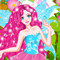 Dress Up Game: Fairy Fashion Designer