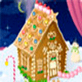 Christmas Game: Gingerbread House