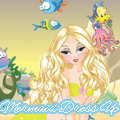 Dress Up Game: Mermaid Dress Up