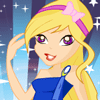 Online Game: Party Girl Dress Up