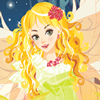 Pretty Fairy Dress Up Online Game