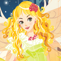 Dress Up Game: Pretty Fairy Dress Up