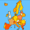Online Educational Game: Europe Quiz