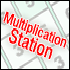 Cool Math Game: Multiplication Station