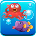 Puzzle Game: Sea Animals