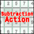 Math Game: Subtraction Action
