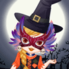 Free Online Game: Halloween Girl