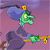 Online Halloween Game: Haunted Hybrid