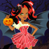 Halloween Game: Pretty Monster Dress Up