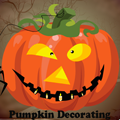 Dress Up Game: Pumpkin Decorating