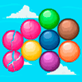 Free Game: Bubble Sky
