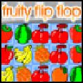 Puzzle Game: Fruity Flip Flop