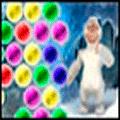 Puzzle Game: Yeti Bubbles