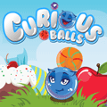 Puzzle Game: Curious Balls