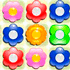 Puzzle Game: Flower Match