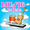 Free Online Game: Music Ball